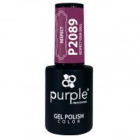 Purple Gel Polish Respect Your Soul 10ml
