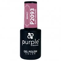 Purple Gel Polish Respect your Friend 10ml