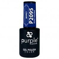 Purple Gel Polish Respect Your Mind 10ml