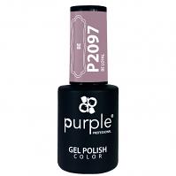 Purple Gel Polish Be Loyal 10ml