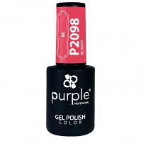 Purple Gel Polish Be Happy 10ml