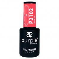 Purple Gel Polish Be Playful 10ml