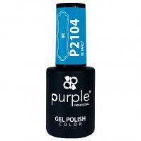 Purple Gel Polish Be Fancy 10ml