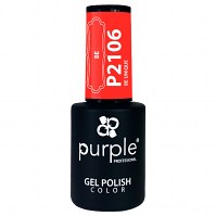 Purple Gel Polish Be Unique 10ml