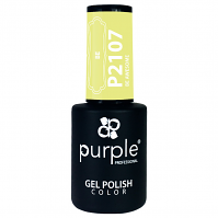 Purple Gel Polish Be Awesome 10ml