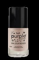 Purple Professional Spa Stop Ridges 10ml