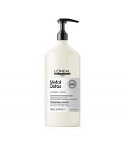 L'Oréal Metal Detox Anti-metal Cleansing Cream Shampoo 1500ml