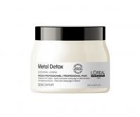 L'Oréal Metal Detox Anti-Deposit Protector Masque 500ml