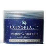Kaeso Body Scrub 450ml - Cranberry & Passion Fruit
