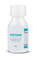 Acetone 60ml with Geranium Oil