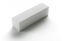 White Sanding Block 4 sided