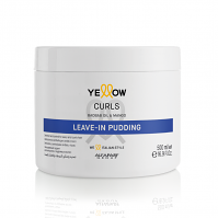 Yellow Curls Leave in Pudding (Curly / Very Curly Hair)