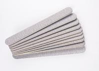 Nail File - Zebra 100/180 Grit pk10