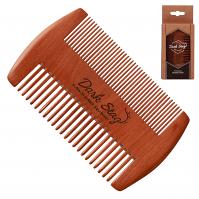 Dark Stag Beard Comb
