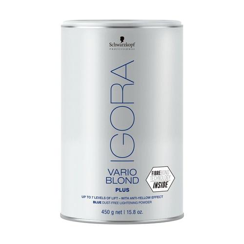 Igora Vario Bleach 450g blonde plus (blue bleach)