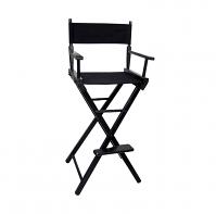 Make-Up Artists Chair - Black