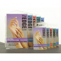 The Edge Nails Ultra Tips 100 asstd (boxed)