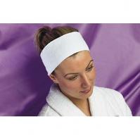 Headband (Velcro) White