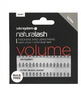 Salon Systems  Individual Lash Bulb Free Black Medium