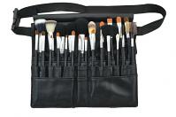 Make-Up Belt with 24 Brushes