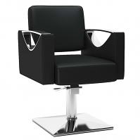 Lucy Styling Chair Black