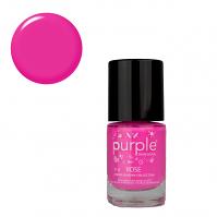 Purple Professional Nail Polish Rose N0130 10ml
