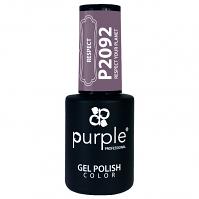 Purple Gel Polish Respect your Planet