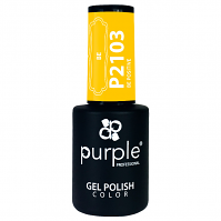 Purple Gel Polish Be Positive 10ml