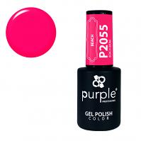 Purple Professional Gel Polish Beach Bikini 10ml
