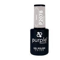 Purple Professional Gel Polish Dance Rumba 10ml