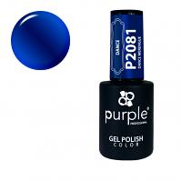 Purple Professional Gel Polish Dance Merengue 10ml