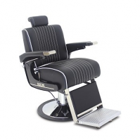 REM Voyager Barbers Chair Black