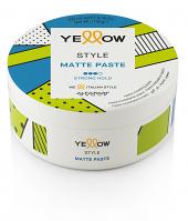 Yellow  Style Matte Paste 100ml